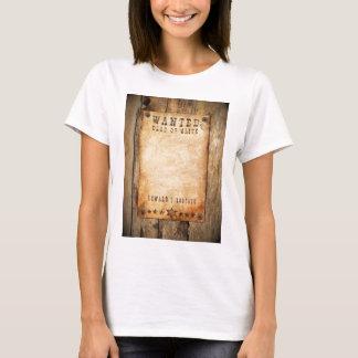Wanted - 01 T-Shirt
