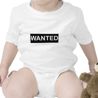 WANTED BODYSUIT