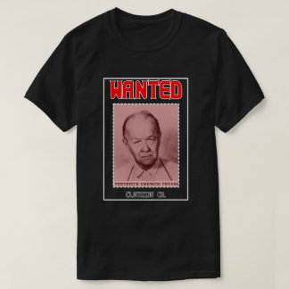 Wanted Clothing Co. Frederick Emerson Peters T-Shirt