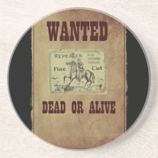 Wanted Dead or Alive Coaster