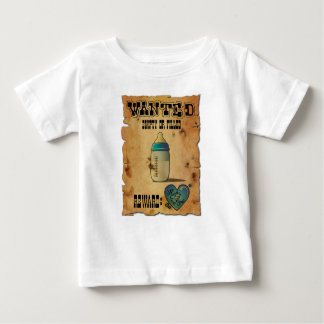 WANTED!! (Empty Or Filled) Baby T-Shirt