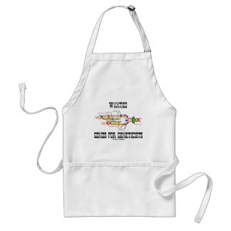 Wanted Genes For Geneticists (DNA Replication) Standard Apron