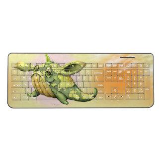 WAOU ALIEN MONSTER Custom Wireless Keyboard