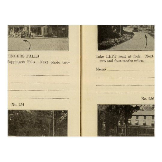 Wappingers Falls Fishkill Village Postcard
