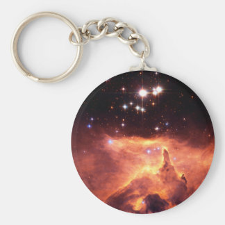 War and Peace Nebula Keychain