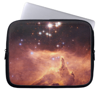 War and Peace Nebula Laptop Computer Sleeves