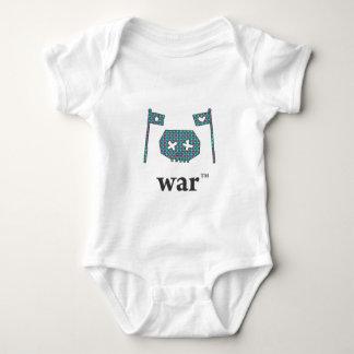 War Battlefield Single Baby Bodysuit