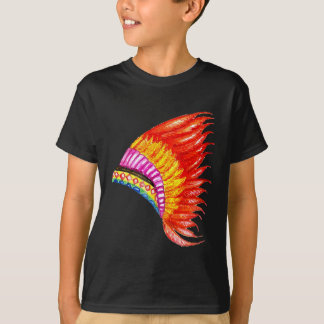 War Bonnet Art T-Shirt