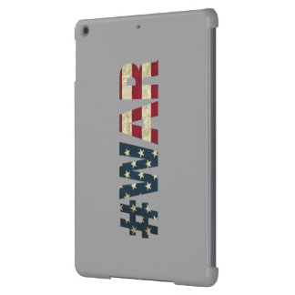 '#WAR' Case - Patriot Edition Cover For iPad Air