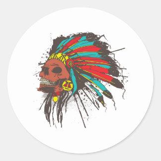 War Chief Sticker