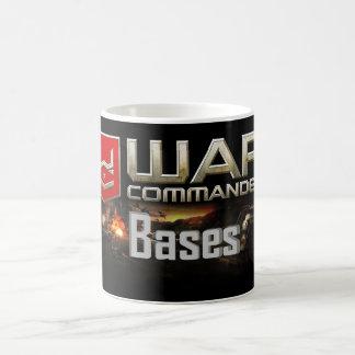 War Commander Bases Coffee Mug