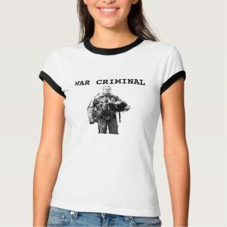 WAR CRIMINAL T-Shirt