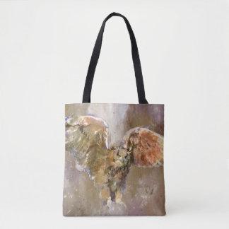War Eagle water color Art Tote Bag