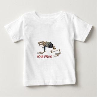 war frog tactical field baby T-Shirt