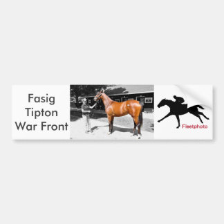 War Front - City Sister 700K Bumper Sticker