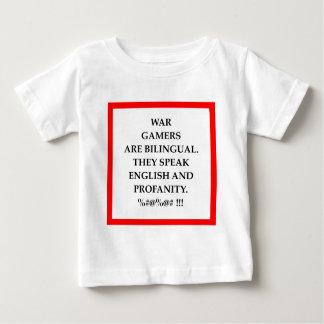 war games baby T-Shirt