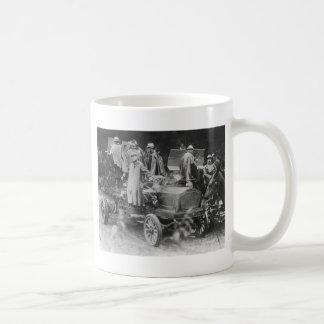 War Games, early 1900s Classic White Coffee Mug