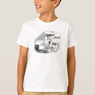 War Games General Gamer Graphic T-Shirt