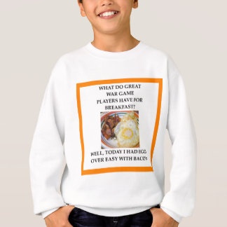 war games sweatshirt