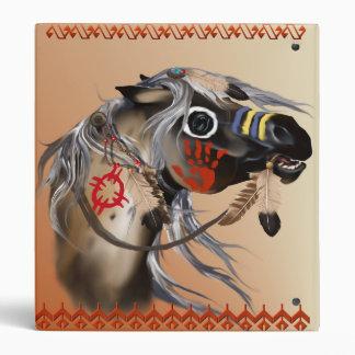 War Horse Avery Binder