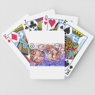 War Horse Bicycle Playing Cards