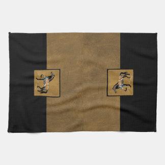 War Horse Kitchen Towel