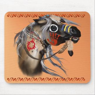 War Horse Mousepad