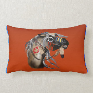War Horse Pillew Lumbar Pillow