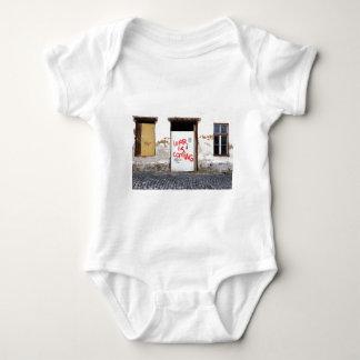 War Is Coming Baby Bodysuit