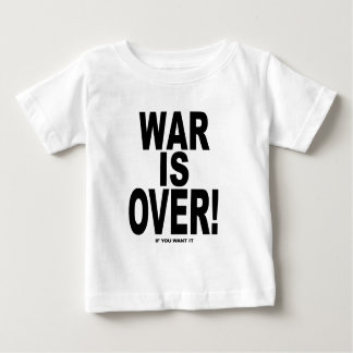 War Is Over if you want it Tee Shirt