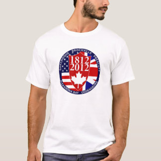 War of 1812 T-shirt