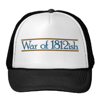War of 1812ish trucker hat