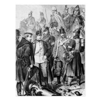 War of Duchies Postcard