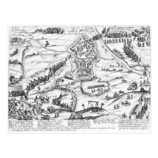 War of the Juelich Succession, 1610 Postcard