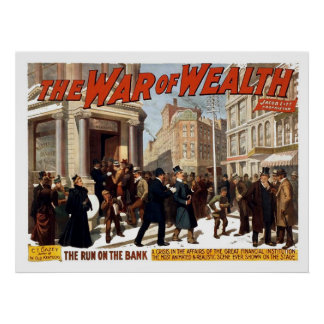 War of Wealth 2 - Print
