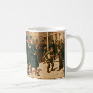 War of Wealth - Theater Mug #1