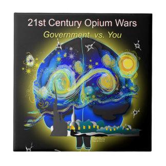 War on Brains Poster Tile