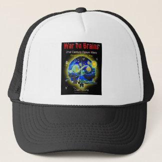 War on Brains Poster Trucker Hat
