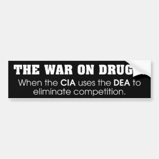 War on Drugs Bumper Stickers