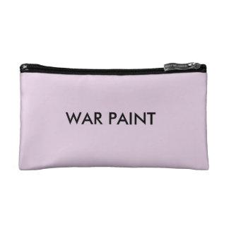 War Paint Cosmetic Bag