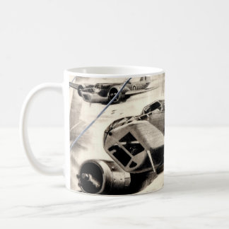 War Plane Coffee Mug