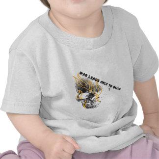 War Skull Tee Shirts