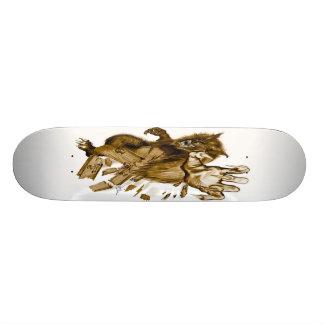 War Wolf Warewolf Skate Deck