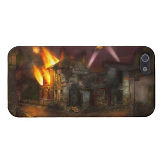 War - WWI - Not fit for man or beast 1910 Cover For iPhone 5/5S