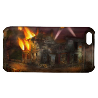 War - WWI - Not fit for man or beast 1910 iPhone 5C Covers