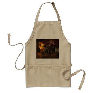 War - WWI - Not fit for man or beast 1910 Standard Apron