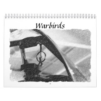 Warbirds of World War II Wall Calendars