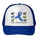 Warbler Neck Awareness Trucker Hat