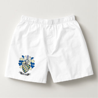 Ward Coat of Arms Boxers