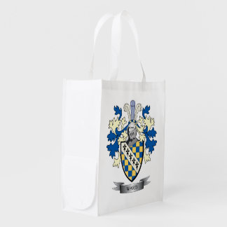 Ward Coat of Arms Market Totes